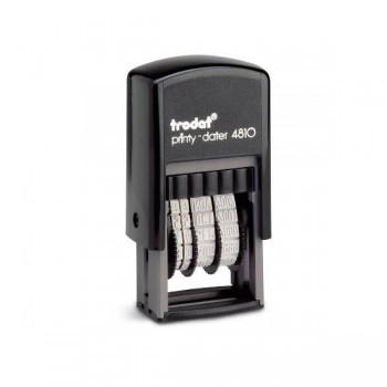 Trodat Printy Minidater 4810, 3,8 mm