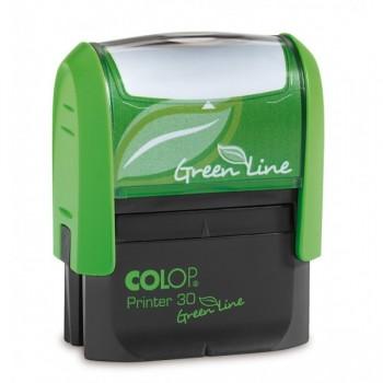 Colop Printer 30 Green Line 5 Zeilen Text