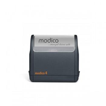 Modico 4 Flashstempel 5 Zeilen Text