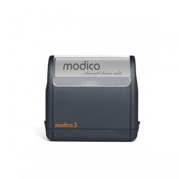 Modico 5 Flashstempel 6 Zeilen Text