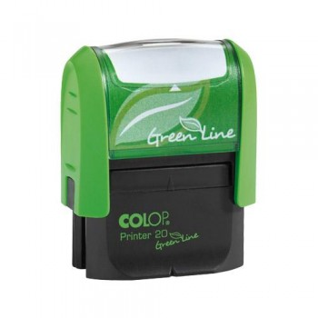 Colop Printer 20 Green Line 4 Zeilen Text
